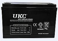 Аккумуляторная Батарея UKC 12V 100А (Аккумулятор  BATTERY GEL. 12V 100A)