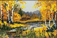 Набор для вышивки Осенний пейзаж
