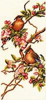 Набор для вышивки Яблоня в цвету