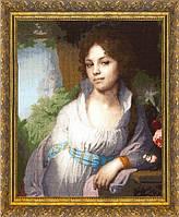 Набор для вышивки Портрет М.И.Лопухиной