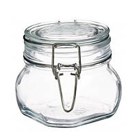Банка стеклянная герметичная Bormioli Fido 500мл 149210