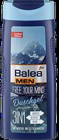 Гель для душа Balea Men Free your mind 3in1