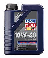 Моторное масло LIQUI MOLY Optimal Diesel SAE 10W-40 1л полусинтетика для дизельных автомобилей