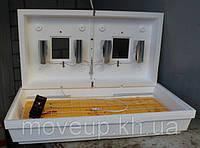 Инкубатор Рябушка-2 130 яиц с механическим переворотом