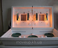 Инкубатор Рябушка 130 яиц с механическим переворотом и цифровым терморегулятором