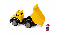 Машинка Грузовик большой с 2 фигурками Viking Toys 31509