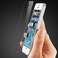 Защитное стекло для iPhone 4,4S - 0.3mm