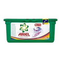 Капсулы для стирки - Ariel 3xAction Power Capsules Color&Style 32шт