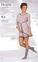 Сорочка женская, ночная рубашка Ava, пижама, домашняя одежда