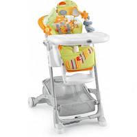 Детский стульчик для кормления CAM Istante оранжевый S2400-215