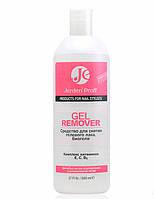 Жидкость для снятия гель-лака, биогеля Комплекс витаминов/ GEL REMOVER 500ml