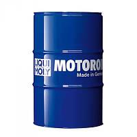 Моторное масло LIQUI MOLY SAE 10W-40 MoS2 Leichtlauf (Молибден) 60л бочка полусинтетика для автомобY