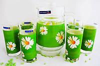 Набор для напитков Luminarc Aime Paquerette, 7 предметов