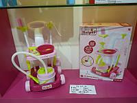 Детский набор для уборки  667-34 с пылесосом