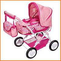 Игрушечная коляска для кукол Baby Born 3 в 1 Zapf Creation 819654