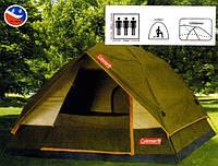 Палатка-зонтик трехместная Coleman 6319