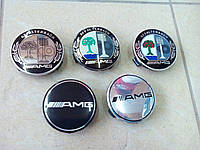 "Колпачок ""AMG"" в диск Mercedes"