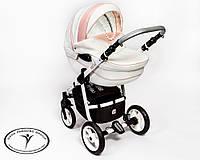 Детская универсальная коляска 2 в 1 DPG Mimi бежевый
