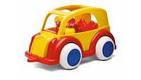 Машинка Такси с 2 фигурками Viking Toys 1260