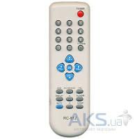 Пульт Shivaki RC-812 (корп DAE 40A01) ELENBERG 2108 [TV]