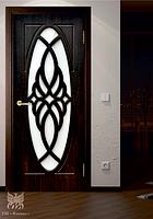 Межкомнатные двери ТМ Феникс серия Монолит модель Орхидея