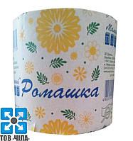 """Туалетная бумага """"Ромашка"""" однослойная (24шт/уп)"""