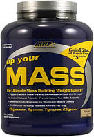 Гейнеры MHP Up your mass 2270 г  ваниль
