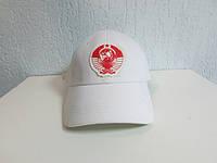 Бейсболка  Umbro бел/красная код 48Г