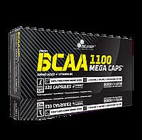 BCAA - Лейцин, Изолейцин, Валин Olimp Sport Nutrition Bcaa mega caps box 30x30