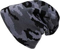 Акриловая шапка MFH Beanie городской камуфляж 10931U