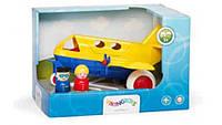 Самолет с фигуркой в подарочной упаковке Viking Toys 81270