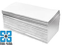 Бумажные полотенца серые V-складка (170 шт.)
