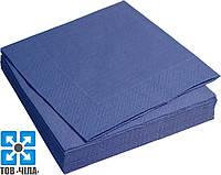 Салфетки бумажные 33*33 двухслойные (200 шт/уп)