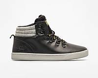 Зимові кеди\взуття Bustagrip - Dude Black Leather (оригінал) (Зимние кеды\ботинки\обувь)