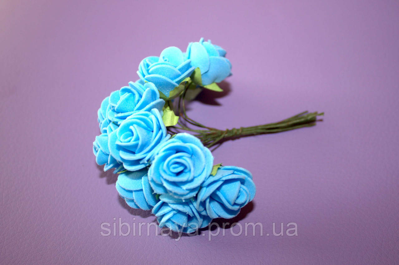 Розы из латекса 6 фотография