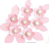 """Набор""""Цветок с жемчуженкой""""(код 01672), фото 1"""