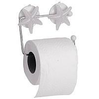 """Держатель туалетной бумаги """"Бел. мор. Звезда"""" на присосках 10429"""