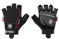 Перчатки спортивные мужские POWER SYSTEM. Черный