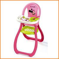 Игрушка стульчик для кормления для кукол Baby Nurse Minnie Smoby 24206