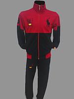 Спортивный костюм мужской трикотажный Турция Clima365 Polo