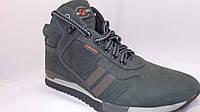 Зимние мужские меховые ботинки Maxus