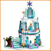 Конструктор Lego Disney Princesses Ледяной замок Эльзы Лего Дисней 41062