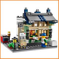Конструктор Lego Creator Бакалейно-игрушечный магазин Лего 31036
