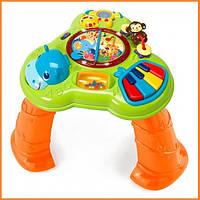 """Детский развивающий музыкальный столик Bright Starts """"Звуки сафари"""""""