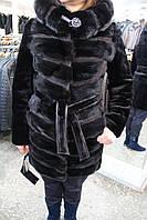 Шуба женская 1800-1/норка