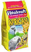 Vitakraft (Витакрафт) Корм для попугаев жако African 750гр