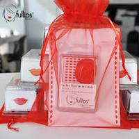 Fullips. Подарочная открытка + пакет