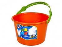 П KinderWay Ведро для песка 02-206-3