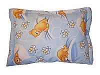 Подушка детская для сна Руно™ (шерсть) 39х59см