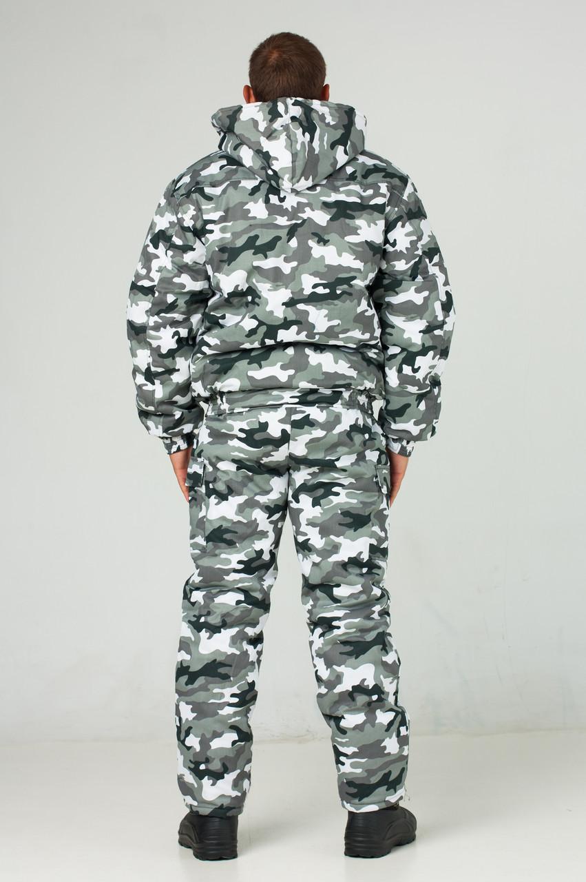Камуфляжные костюмы зимние